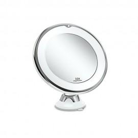 10x Magnified Vanity Mirror