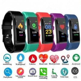 115 Plus 15in1 Smart Watch