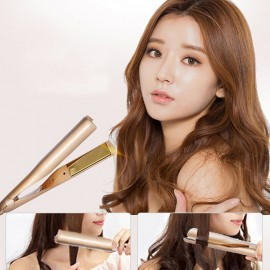 2in1 Curling & Straghtening Iron