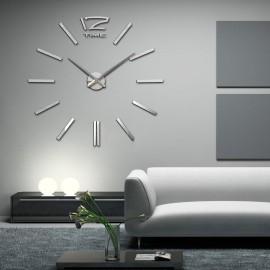 3D Frameless Wall Clock