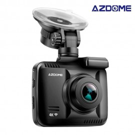 4K Ultra HD 2160p Dash Cam