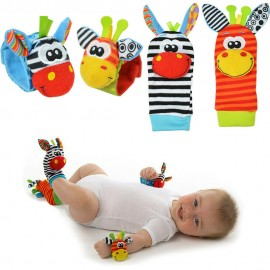 Baby Rattle Socks/Wrist Straps