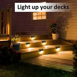 Solar Deck/Fence Light