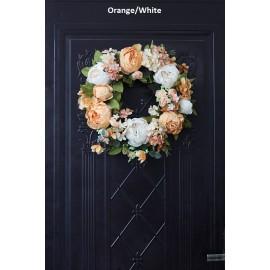 40cm Vintage Door Wreath