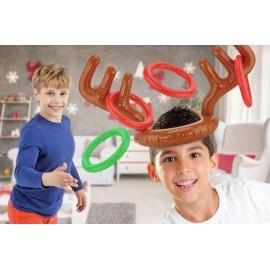 Reindeer Toss Game