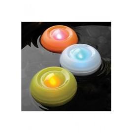 Colour-Changing LED Shower/Bath Lights