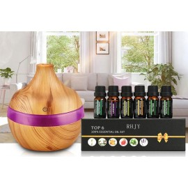 Aroma Essential Oil Electric Humidifier