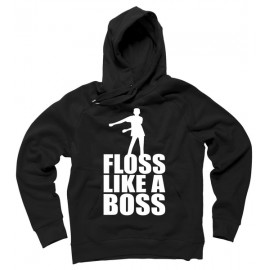 Floss Like a Boss Hoodie