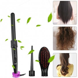 Interchangeable Hair Curler
