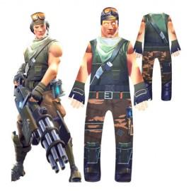 Gamer Inspired Kids Morph Suit