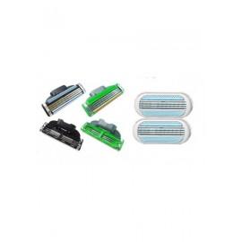 4 x Gillette Compatible Razor Blades