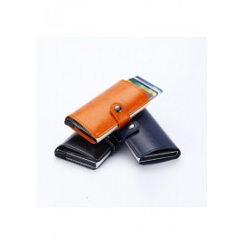 RFID Blocking Credit Card Slider Wallet