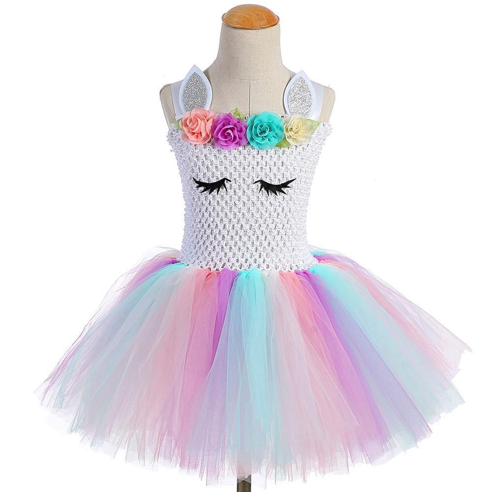 48fd621aa487 Unicorn Tutu Dress